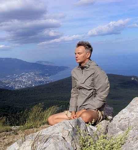 meditating on wealth