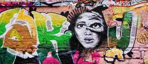 graffiti niche