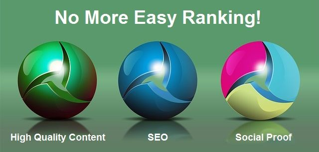 ranking pages